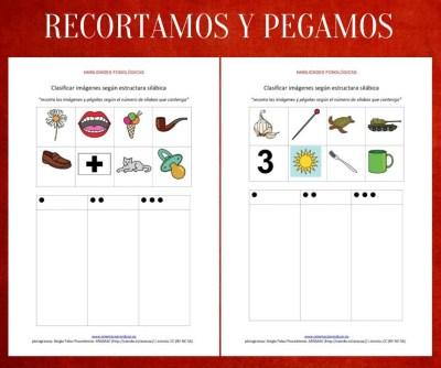 RECORTAMOS Y PEGAMOS