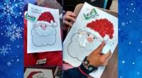 Os dejamos esta divertida manualidad navideña para realizar en vuestras clases o salones de forma muy sencilla y divertida, además al tener que realizar bolitas pequeñas de papel de colores, […]