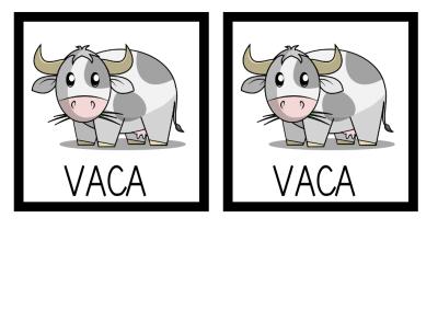MEMORY VACA