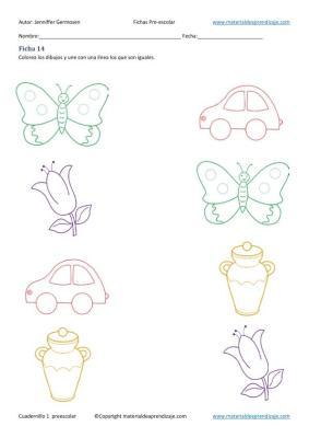 Cuadernillo de actividades de educación preescolar 1 en imagenes (14)