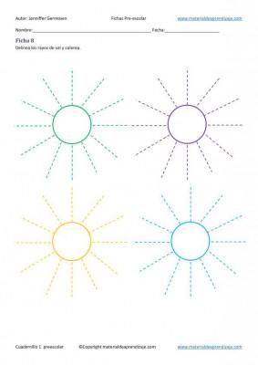 Cuadernillo de actividades de educación preescolar 1 en imagenes (8)