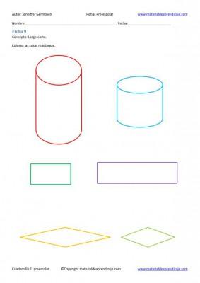 Cuadernillo de actividades de educación preescolar 1 en imagenes (9)