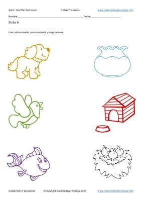 Fichas cuaderno 2 educacion preescolar  en imagenes_07