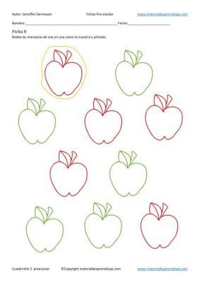 Fichas cuaderno 2 educacion preescolar  en imagenes_09