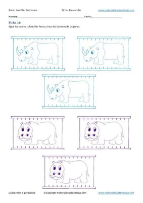 Fichas cuaderno 2 educacion preescolar  en imagenes_17