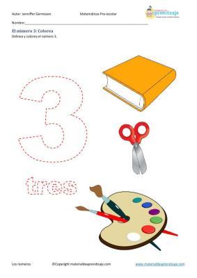 aprendemos a contar en preescolar imagenes_09