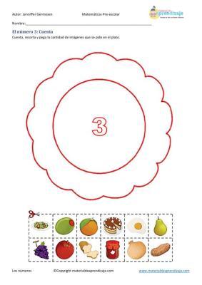 aprendemos a contar en preescolar imagenes_10