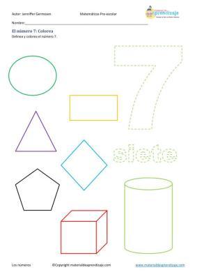 aprendemos a contar en preescolar imagenes_25