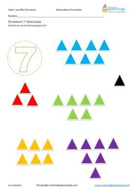 aprendemos a contar en preescolar imagenes_28