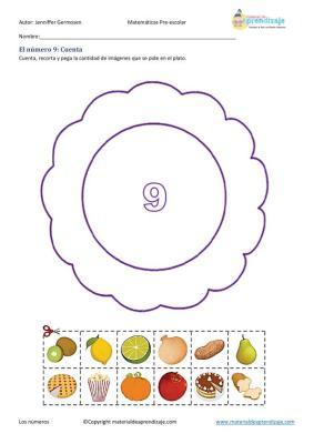aprendemos a contar en preescolar imagenes_34