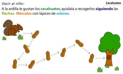 cacahuates