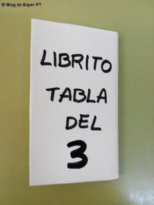 libro enrollable tablas 8