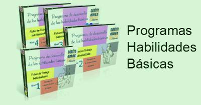 programas de habilidades basicas preescolar