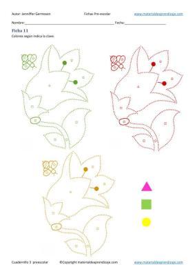 fichas del cuaderno 3 preescolar completo imagenes_11