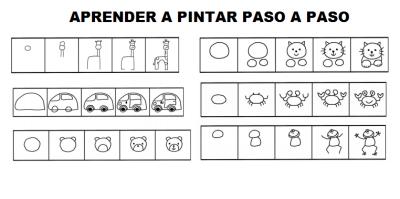 APRENDER A PINTAR PASO A PASO
