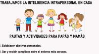 La inteligencia intrapersonal es mencionada y definida por HowardGardnercomo la capacidad para conocerse a sí mismo, tener una visión realista de nuestras habilidades y limitaciones y saber actuar en consecuencia. […]