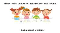 Una de las aportaciones de la teoría de las inteligencias múltiples a la tarea educativa es la referida a la observación y evaluación de las siete capacidades antes descritas que […]