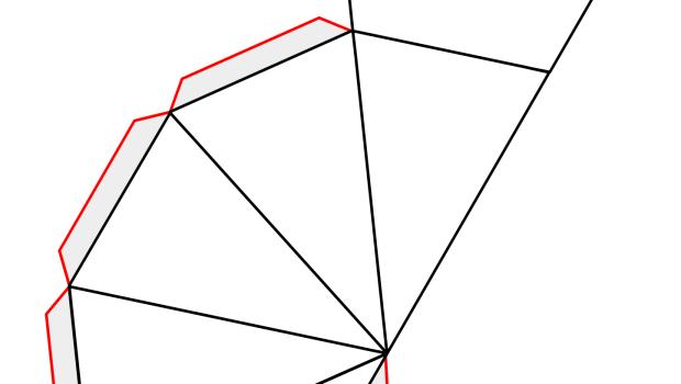 piramide pentagonal para recortar  Orientacin Andjar  Recursos