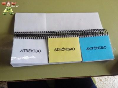 Libro Móvil de los Sinónimos y Antónimos 3