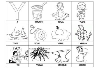 El abecedario de los objetos listo para imprimir (28)