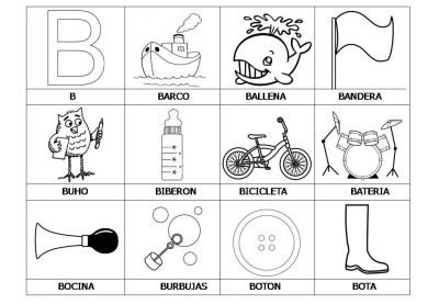 El abecedario de los objetos listo para imprimir (3)