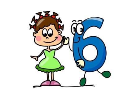 Aprendemos los números del 1 al 10 en español de forma divertida Video, láminas, Bits18