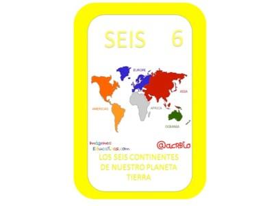 Aprendemos los números del 1 al 10 en español de forma divertida Video, láminas, Bits19