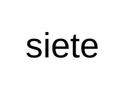 Aprendemos los números del 1 al 10 en español de forma divertida Video, láminas, Bits20