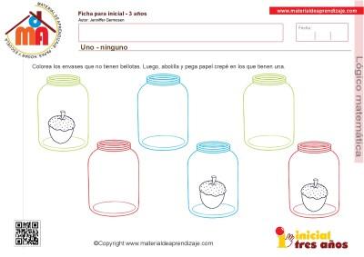 Colección de ficha para trabajar razonamiento Lógico matemático educación Infantil16