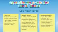 Hoy os presentamos un nuevo instrumento para enseñar a vuestros alumnos a calcular con el ábaco: las flashcards. Nuestros amigos de ALOHA nos envían un vídeo explicativo para conocer el […]