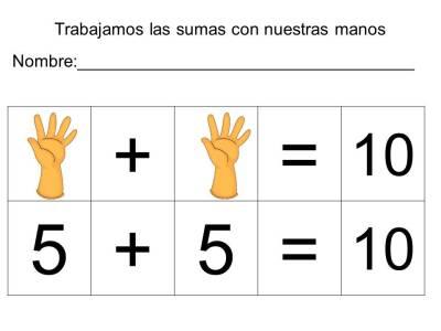 vamos a sumar con los dedos (8)