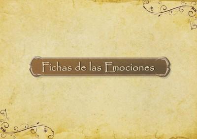 LAS TARJETAS DE LAS EMOCIONES