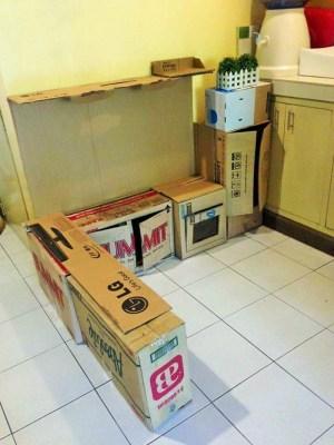 Cocina-hecha-de-carton-foto-2