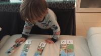 Os dejamos esta divertida colección de puzzles de la patrulla canina que hemos preparado para nuestro hijo Luca y que compartimos con todos vosotros. Mirad como se divierte aprendiendo con […]