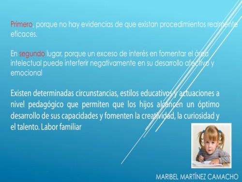 Como estimular la inteligencia de nuestros hijos (2)