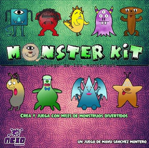 Monster Kit portada