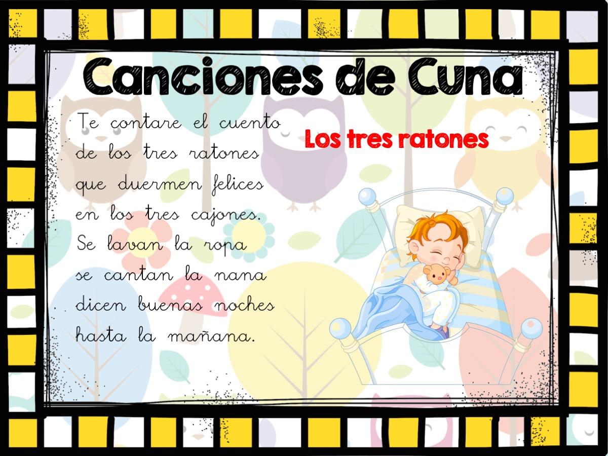 PRECIOSAS NANAS CANCIONES DE CUNA PARA LOS MÁS PEQUES2