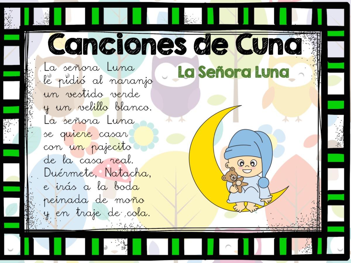 PRECIOSAS NANAS CANCIONES DE CUNA PARA LOS MÁS PEQUES3