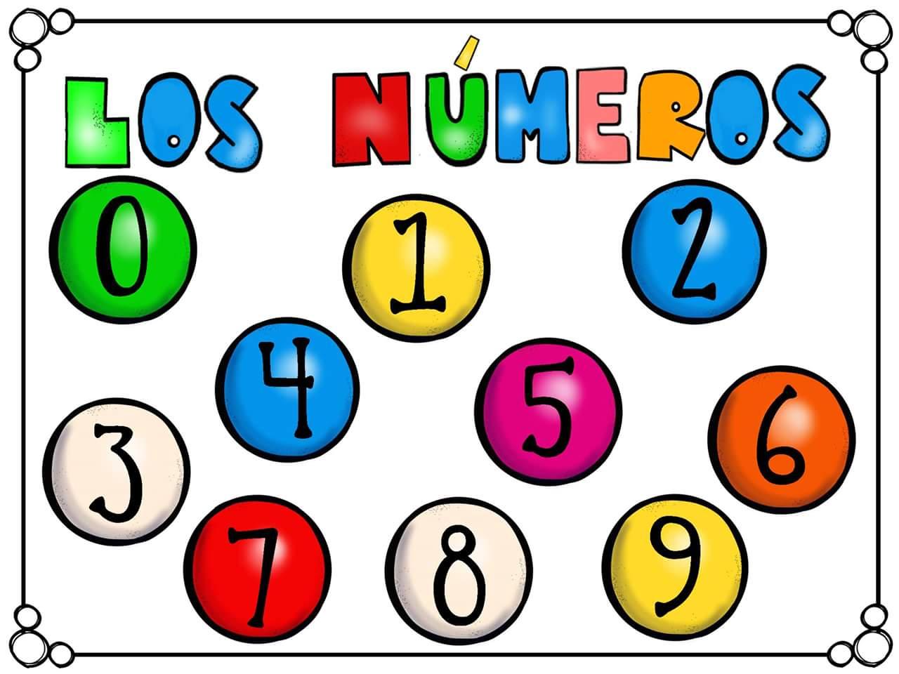 #ABN Trabajamos Las Familias De Números 10 Al 100 En