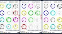 Trabajamos las horas Aprender a leer la hora en el reloj es una de las primeras habilidades que deben aprender los niños para crecer con independencia y autonomía personal. De […]