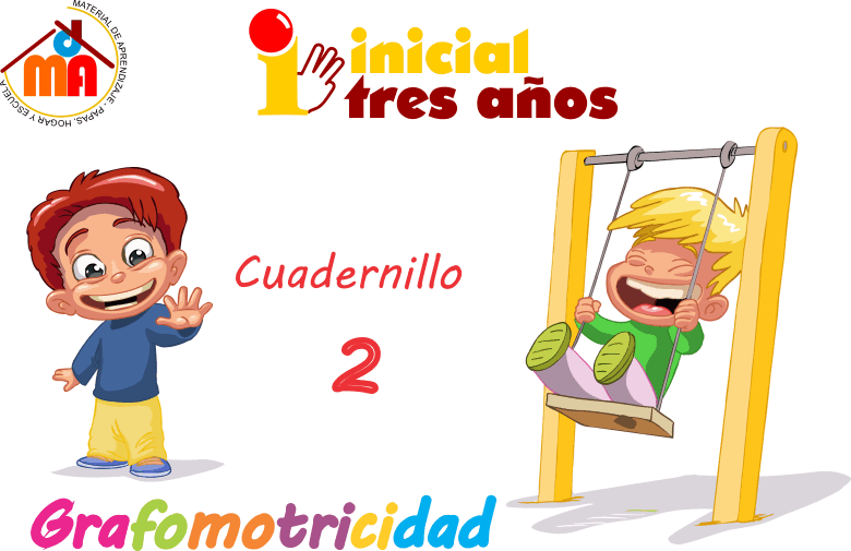 cuadernillo-2-grafomotricidad-infantil-portada