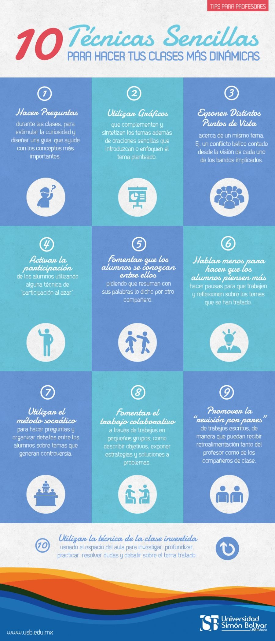 10tcnicasclasesmasdinmicas-infografa-bloggesvin