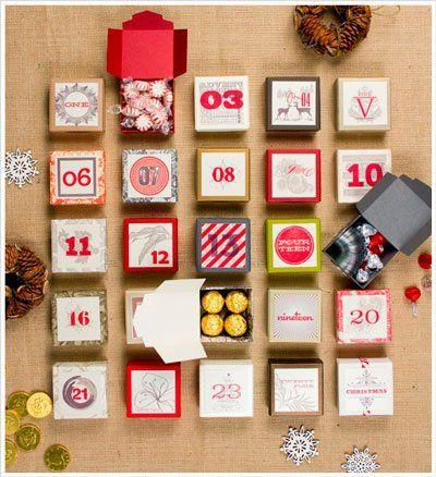 manualidad-calendario-adviento-cajitas-carton