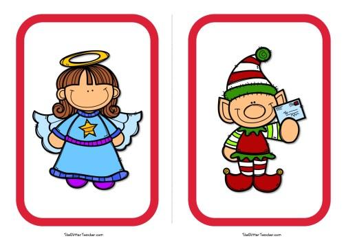 tarjetas-de-vocabulario-de-personajes-de-navidad3