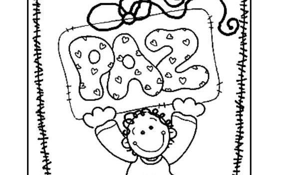 Día De La Paz Galería De Dibujos Y Carteles Niños Del: COLOREA-DIA DE LA PAZ Fichas 1-5_3