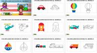 Nuevas actividades para trabajar la atención de nuestros alumnos, en esta ocasión hemos preparado unas fichas para colorear siguiendo un modelo con el motivo los medios de transporte. DESCARGA EL […]
