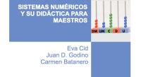 En el inicio de la formación matemática escolar, cuando niños y niñas se incorporan a la educación básica o primaria, los sistemas de representación numérica son un elemento clave. Según […]