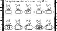 Lasseries numéricasson un grupo de números ordenados, que guardan relación consecutiva entre si, y de ese modo unaserie numéricapuede ir de un número hasta otro de 1 en uno, de […]