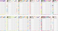 Os dejamos estas plantillas a todo color de diferentes colores para cuando tengas que hacer algún tipo de lista de los alumnos/as de tu clase, como alumnos7as que van a […]