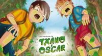 """Hoy compartimos el excelente trabajo de Patricia y Julio creadores de la colección de libros infantiles """"Las aventuras de Txano y Óscar"""". Donde conocerás a estos dos simpáticos mellizos propensos […]"""